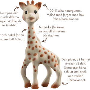 Sophie the Giraff